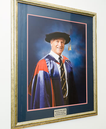 Professor Neil Carson, Founding Partner